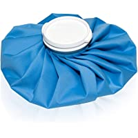 Mueller Ice Bag, Blue, 9 Inch