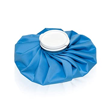 02158d590f Amazon.com: Mueller Ice Bag, Blue, 9 Inch: Health & Personal Care