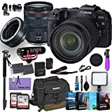 Canon EOS RP Mirrorless Digital Camera with RF 24-105mm f/4L is...