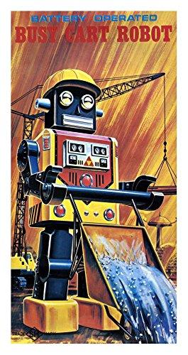 Busy Cart Robot - 5
