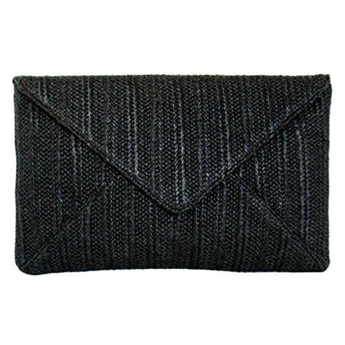 jnb-womens-straw-envelope-clutch-black