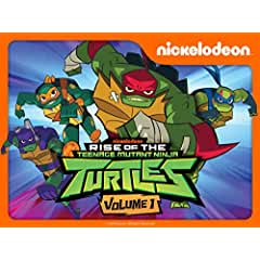 Rise of the Teenage Mutant Ninja Turtles debuts on DVD March 12, 2019 from Nickelodeon
