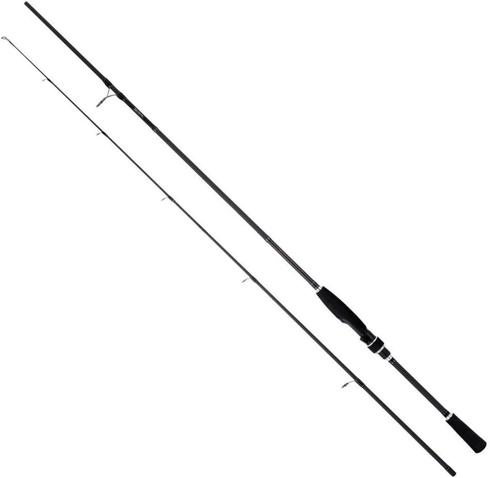 Daiwa - Caña Ninja de 20,32 cm (8 pulgadas), 2,40 m, 2 secciones, 10-30 g, de carbono HM, anillas SIC: Amazon.es: Deportes y aire libre