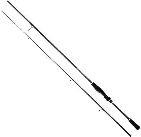 Daiwa - Caña Ninja de 20,32 cm (8 pulgadas), 2,40 m, 2 secciones ...