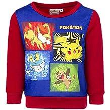 Poké mon Pokémon Sweat Shirt With Long Sleeves