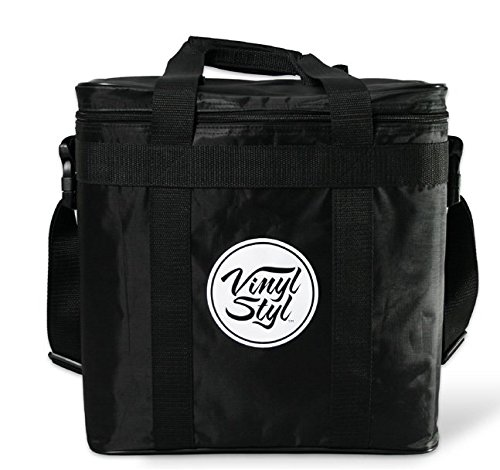 Vinyl Styl Padded Turntable & Record Bag