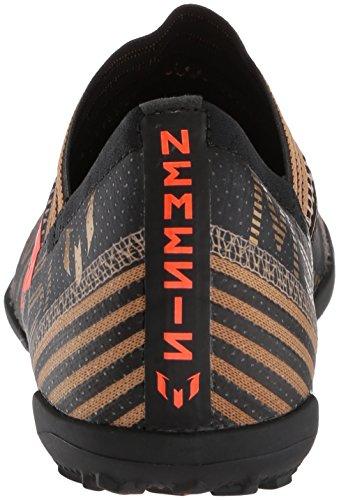Pictures of adidas Kids' Nemeziz Messi Tango 17.3 S77197 White/Solar Orange/Black 8