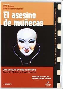 El Asesino De Muñecas [DVD]