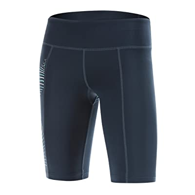 2XU Women's Hyoptik Mid-Rise Compression Shorts