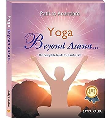 Yoga Beyond Asana The Complete Guide for Blissful Life (Path ...