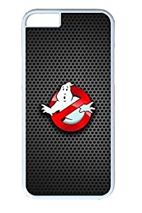 Ban Ghost Slim Soft Cover for iPhone 6 Plus Case ( 5.5 inch ) PC White Cases by heywan
