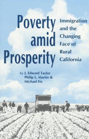 POVERTY AMID PROSPERITY