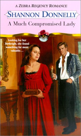 book cover of A Much Compromised Lady