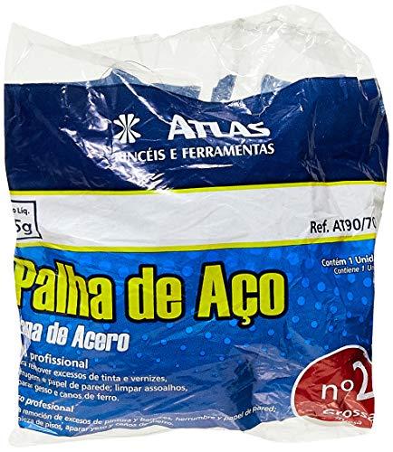 Pincéis Atlas AT90/70 Palha de Aco N 2