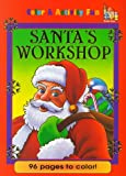 Santa's Workshop, Carolyn Bracken and Cathy Beylon, 0679888756