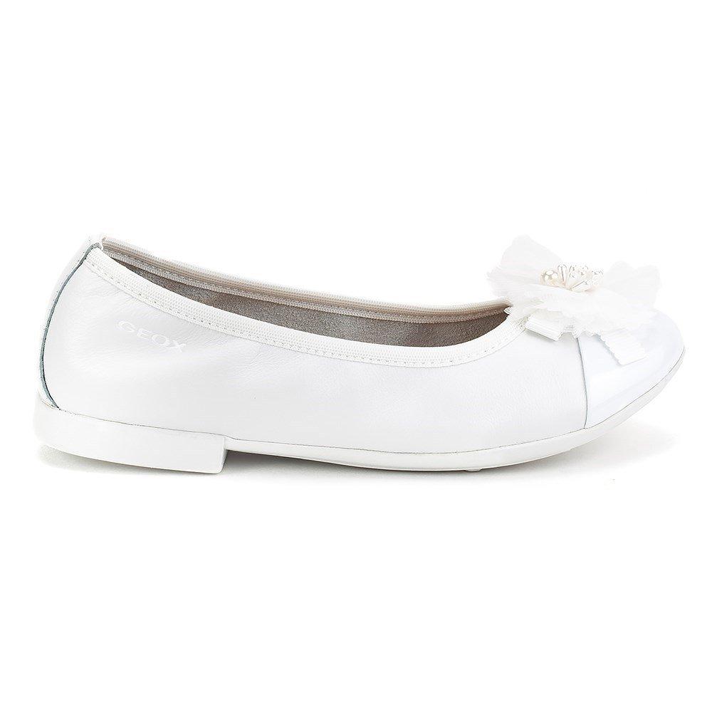 Geox Plie - J8255B04402C1000 - Color White - Size: 12.0
