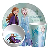 Zak Designs Disney Dinnerware Includes Made of
