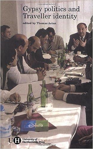 Gypsy Politics and Traveller Identity (1997-01-01)