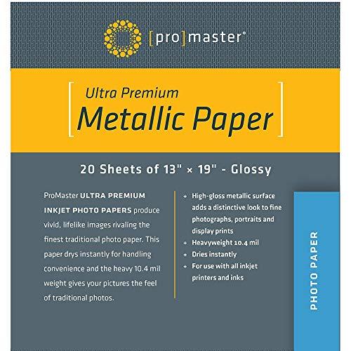 ProMaster Ultra Premium Metallic Paper - 13