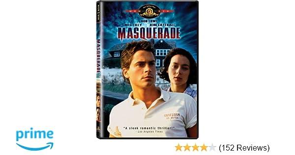 Amazon com: Masquerade: Rob Lowe, Meg Tilly, Kim Cattrall, Doug