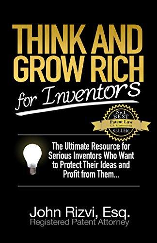 Amazon Think And Grow Rich For Inventors Ebook John Rizvi