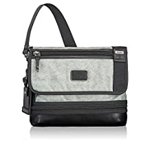 Tumi Alpha Bravo Beale Crossbody Messenger Bag, Greystone, One Size