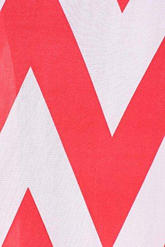 Maxi Print large Sconosciuto Donna Da Gonne In line Us whcr Chv A 1x Made Plus anqRqdx