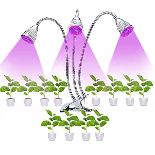 15 W Led Grow Light - 8
