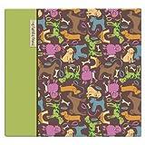 MCS MBI Industries 850031 Cute Doggies Scrapbook Album, 12 by 12-Inch Page, 13.2 X 12.5 Album