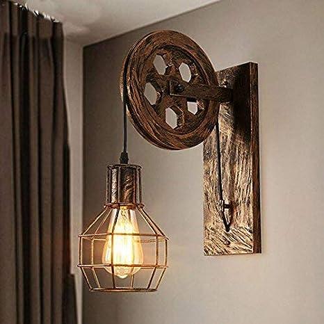 Luminaires suspendus de style industriel rétro Éclairage ...
