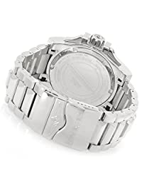 Invicta 80702 Mens Reserve 50mm Excursion Swiss Made Quartz Chronograph Bracelet Watch