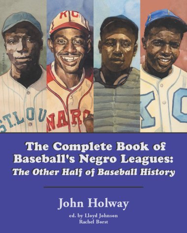 Search : Complete Book of Baseball's Negro Leagues