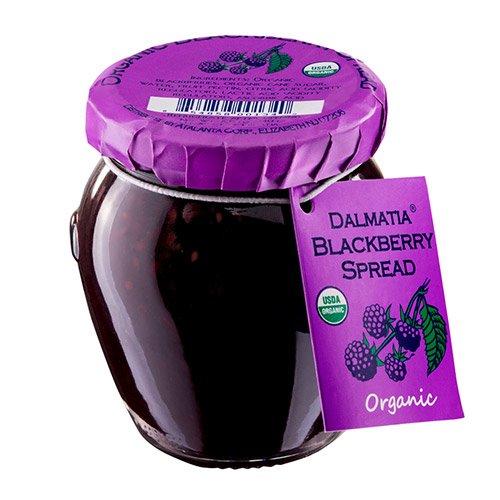 Dalmatia Organic Blackberry Spread (8.5 ounce)
