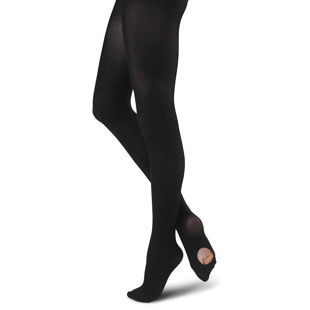 Ballet Tights Girls Womens Convertible Transition Dance Tights