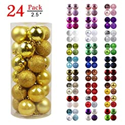 GameXcel Christmas Balls Ornaments for X...