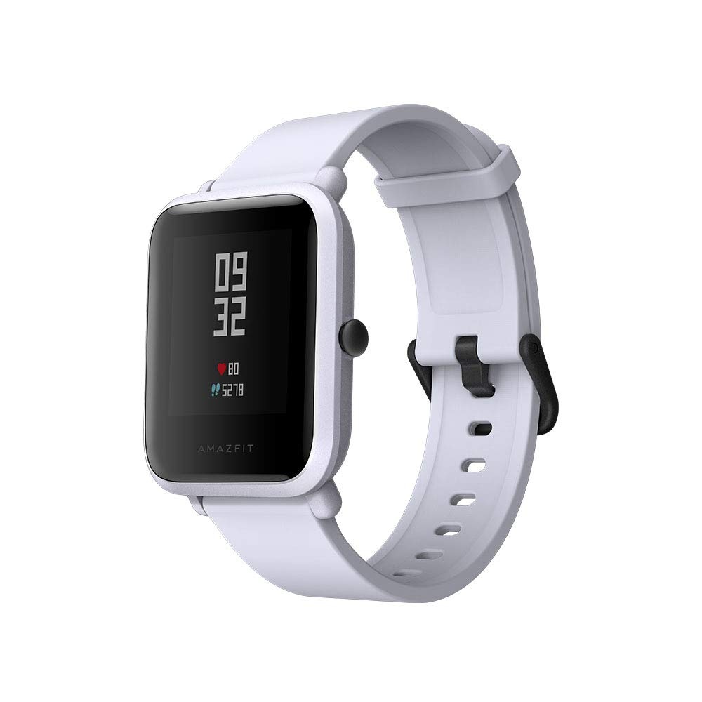 Xiaomi Huami Amazfit Bip Smart Watch Blanco cloud: Xiaomi: Amazon.es: Deportes y aire libre