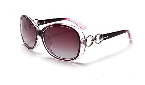 ynxing polarizadas gafas de sol de la mujer Classic Anti ...