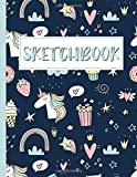 #8: Sketchbook: A Large Journal With Blank Paper For Drawing And Sketching: Artist Edition