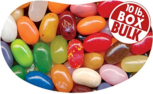 49 Assorted Jelly Bean Flavors - 10 lbs