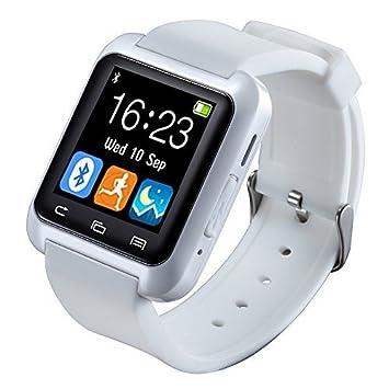 SAVFY® Bluetooth 3.0 Smart Watch Inteligente Reloj Teléfono ...