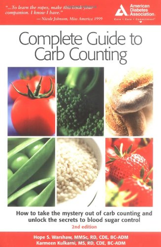 ADA Complete Guide to Carb Counting (Diabetes Counter)