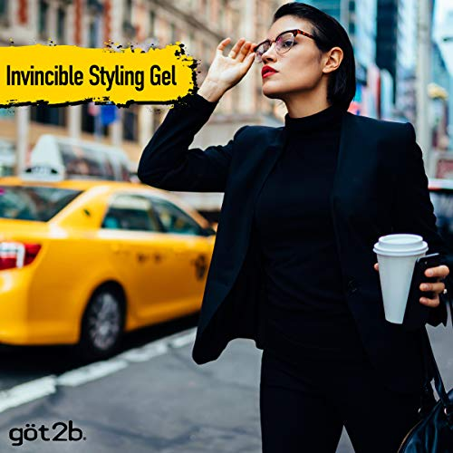 Got2b Ultra Glued Invincible Styling Hair Gel, 6 Ounce 5