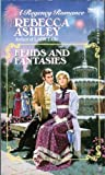 Feuds and Fantasies, Rebecca Ashley, 0449218902