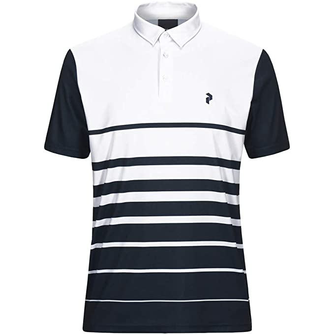PEAK PERFORMANCE Bandon Print Polo, Hombre: Amazon.es: Ropa y ...