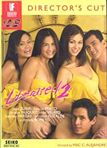 Liberated 2 - Philippines Tagalog DVD