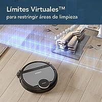 Ecovacs Deebot 901 - Robot Aspirador, mapeo inteligente láser ...