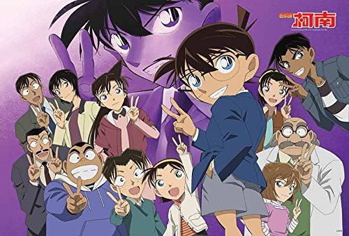 "J-4856 Detective Conan, Case Closed ""Japanese Cartoon, Comics"" Poster#8 - Rare New - Image Print Photo"