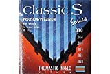 Thomastik-Infeld KF110 Classical Guitar Strings: Classic N Series Rope Core Set with Steel E E, B, G, D, A, E Set