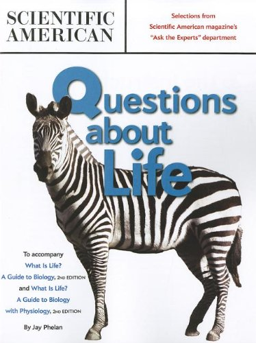 Questions About Life Reader 2012