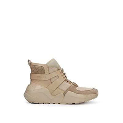 Kenneth Cole New York Women's Maddox Hiker High Top Sneaker | Fashion Sneakers